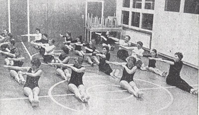 Husmorsgymnastik